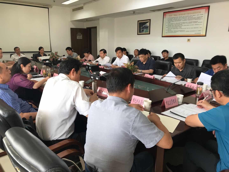 亳州市2020年市直事业单位公开招聘人员考试工作领导小组协调会顺利召开