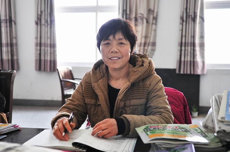 叶淑敏  英语高级教师  淮北市优秀班主任