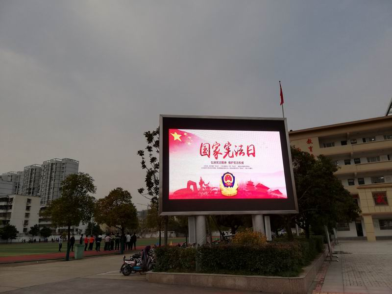 """www.qg111.com开展""""宪法宣传周""""教育"""
