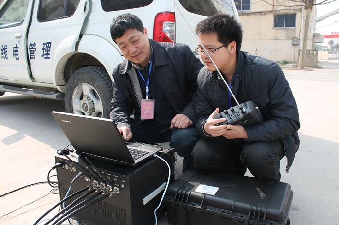 无线信号检测